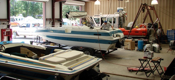 Image result for Boat Repair and Service